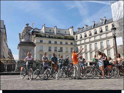 BajaBikes fietsen met privégids in Parijs