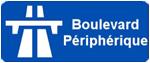 parijsmijnstad - Boulevard Périphérique Parijs