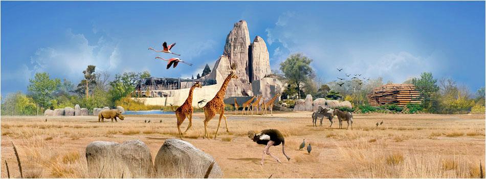 Parc Zoologique Parijs