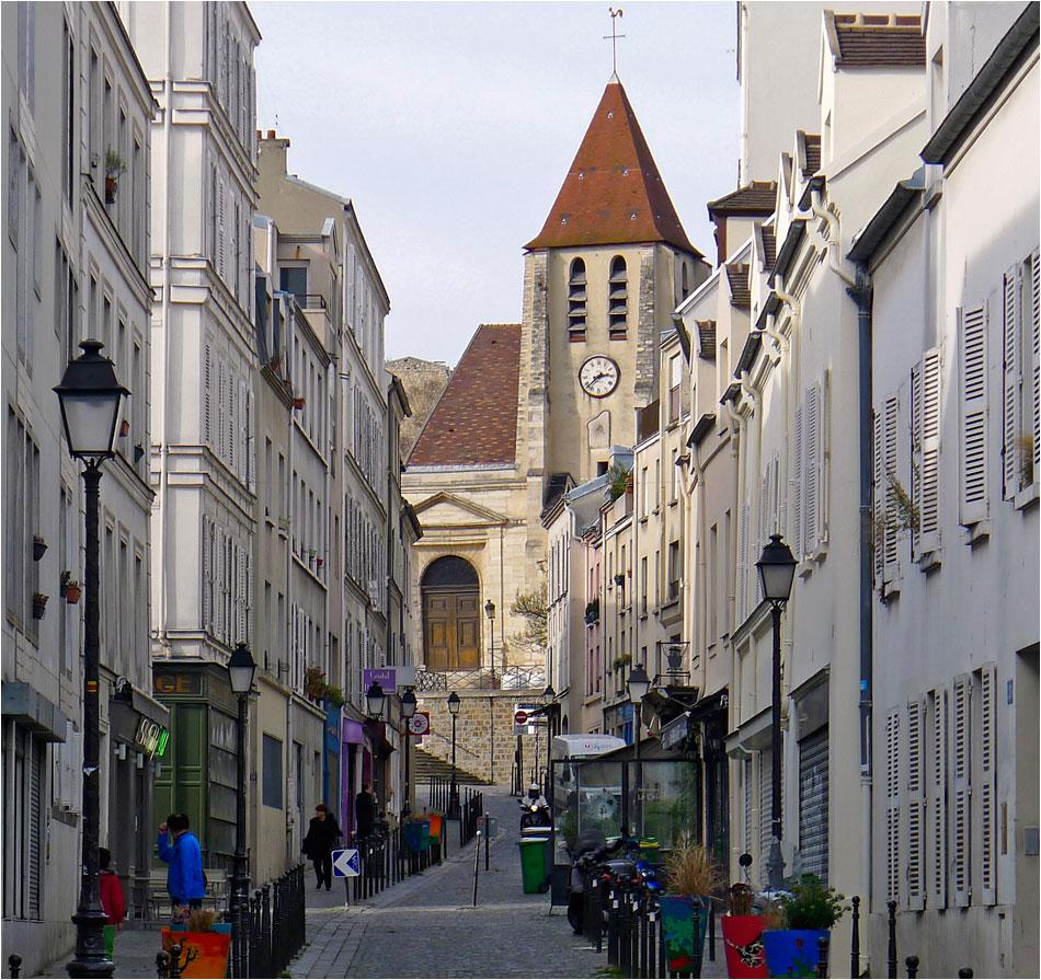 Saint Blaise Parijs