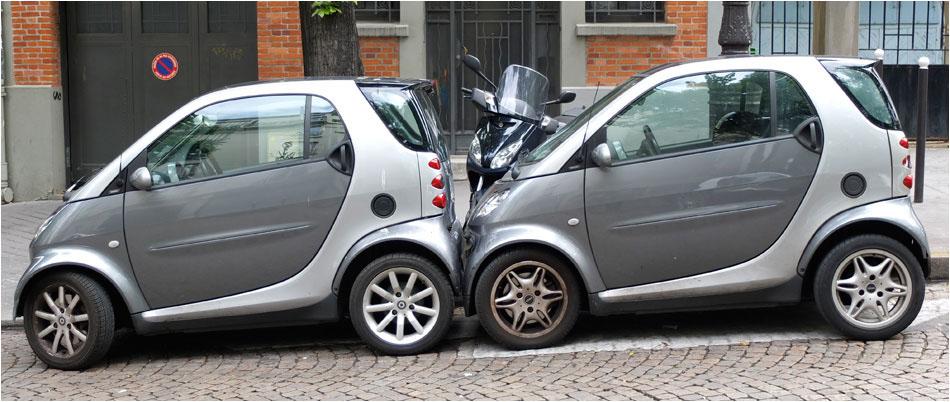 parkeren Parijs