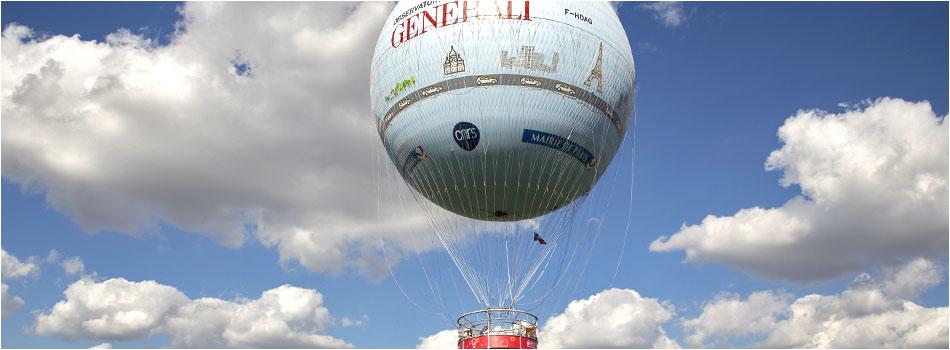 Ballon Air Parijs