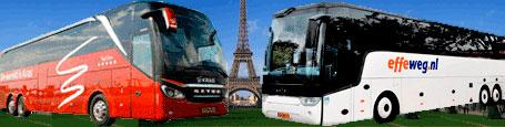 parijsmijnstad - busreizen naar Parijs