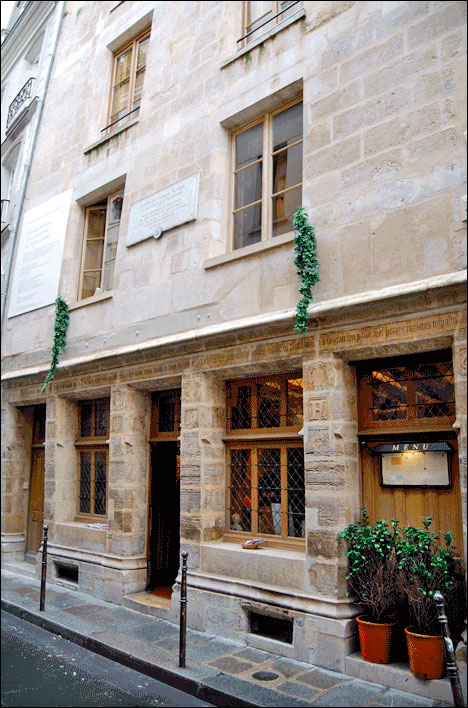 oudste huis Parijs
