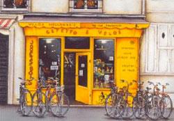 parijsmijnstad - Gepetto & Vélos Parijs
