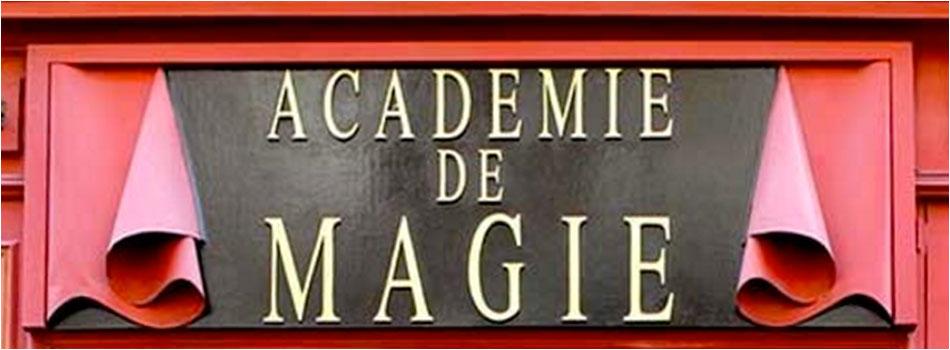 Parijs Musée de Magie