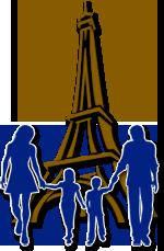 parijsmijnstad - kinderen in Parijs