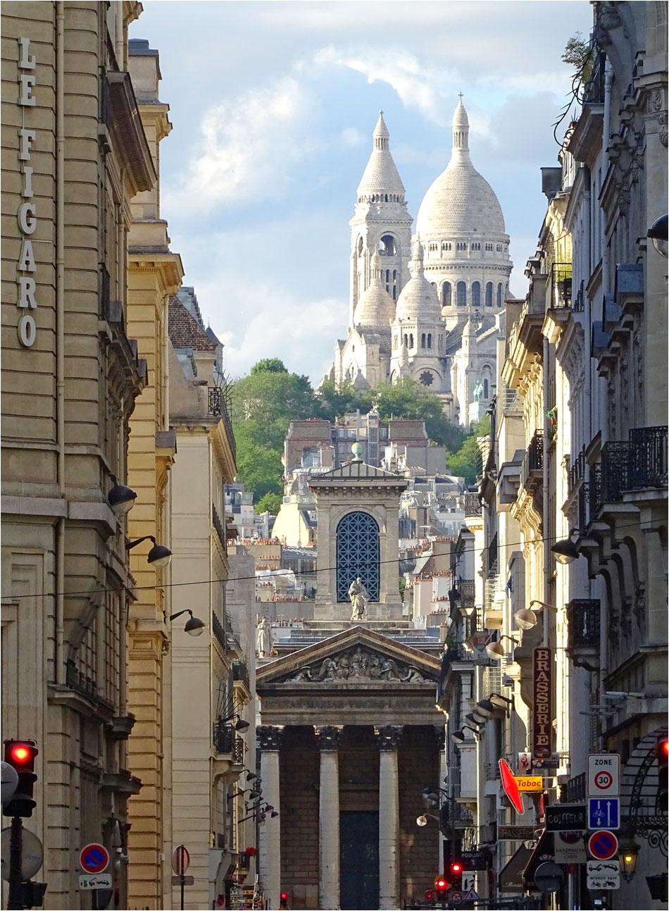uitzicht Sacre Coeur