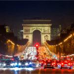 Champs Elysées Parijs
