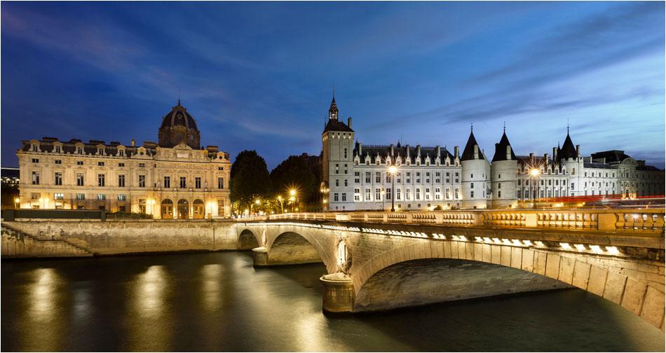 Conciergerie Parijs