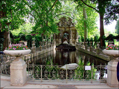 parijsmijnstad - Fontaine de Medicis