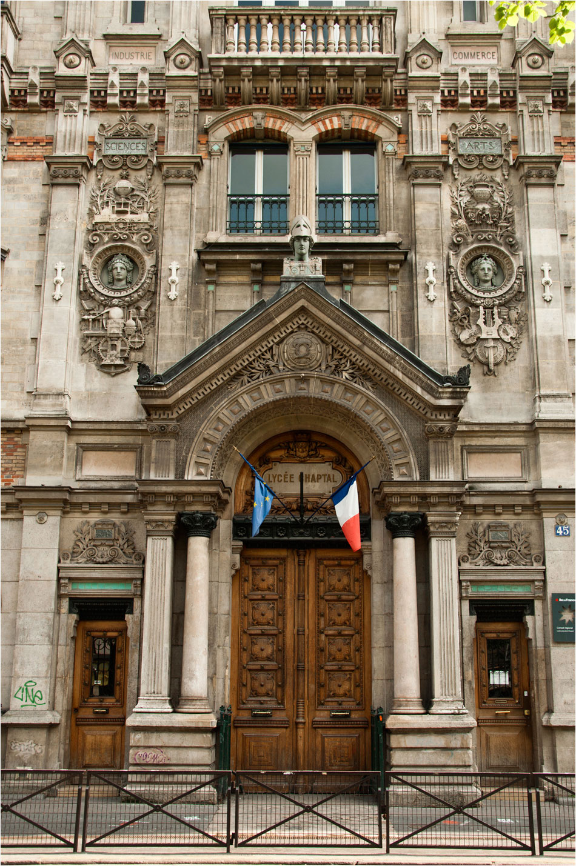 Parijsmijnstad info over het 8e arrondissement van parijs - Nicolas kleine architect ...