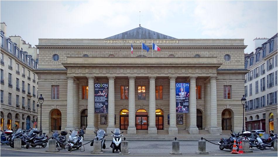 Theater Odeon Parijs