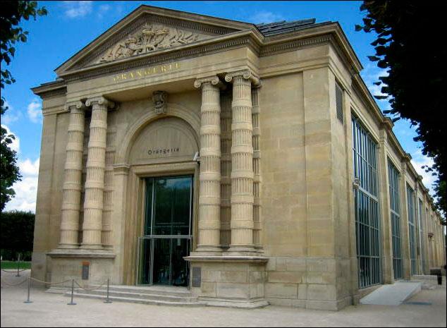 parijsmijnstad - Musée l'Orangerie Parijs