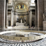 Slinger van Foucault Pantheon Parijs