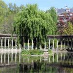 Parc Monceau Parijs