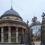 Tolhuis Parc Monceau Parijs