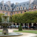 Place des Vosges Parijs