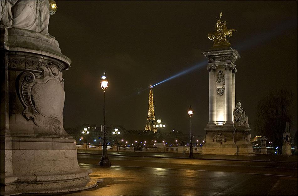 Pont Alexandre III - Parijs