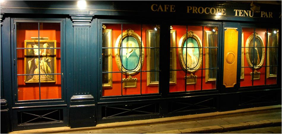 Restaurant Procope Parijs