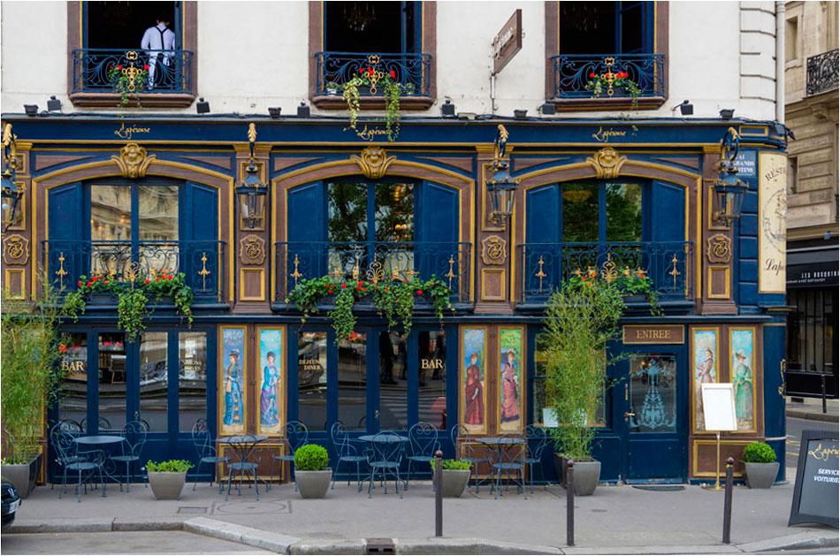 Restaurant Lapérouse Parijs