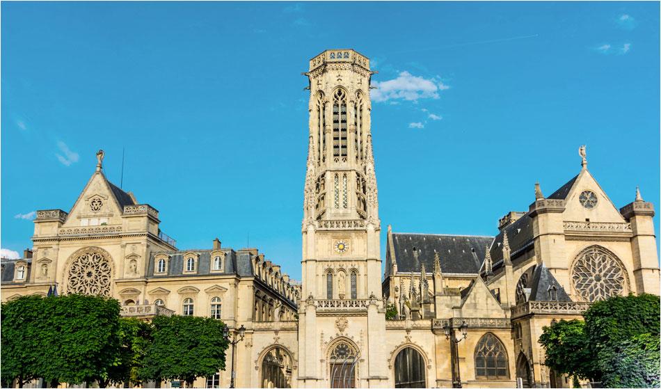 St.-Germain-l'Auxerrois Parijs