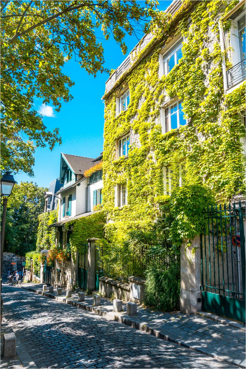 Villa Leandre Montmartre Parijs