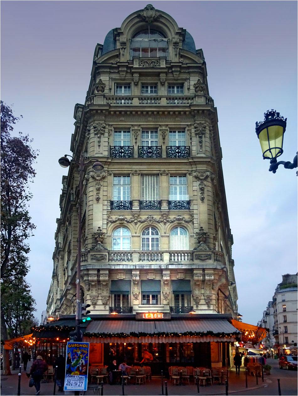 Le Dome - Avenue Villiers Parijs