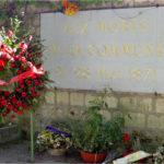 Le Mur des Fédérés - Père Lachaise Parijs