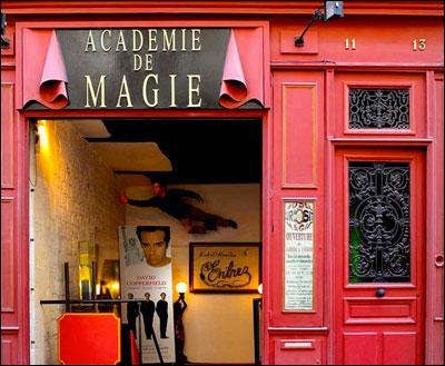 parijsmijnstad - Musée de la Curiosité et de la Magie