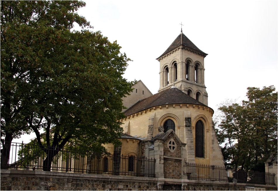 St.-Pierre de Montmartre Parijs