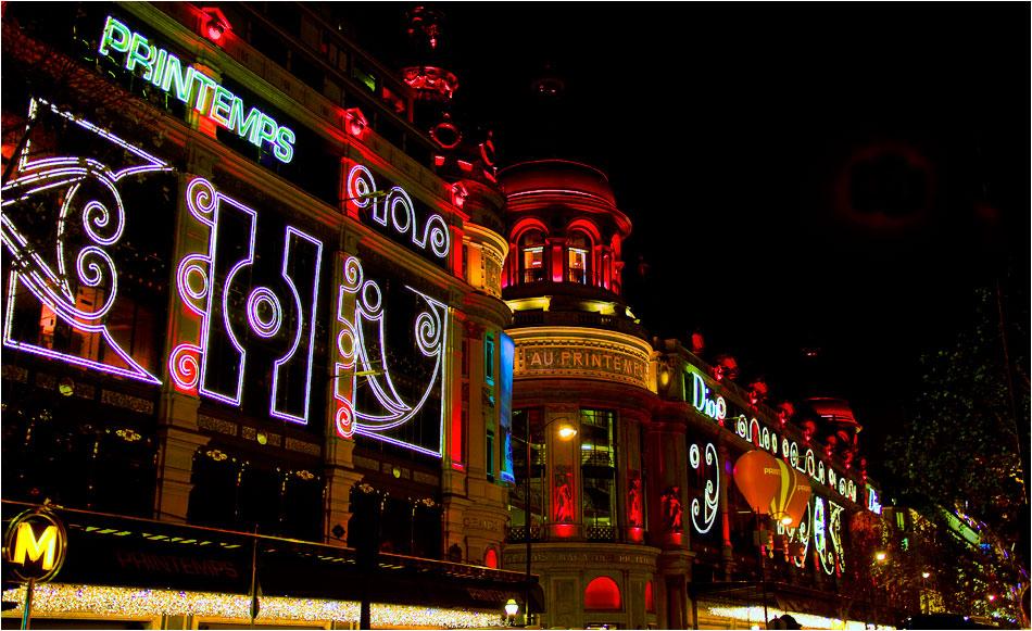 parijsmijnstad - Kerst in Parijs
