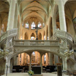 St.-Etienne du Mont Parijs