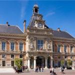 Stadhuis 19e Parijs