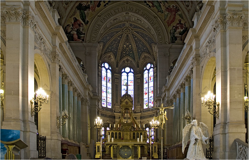 St.-Trinite Parijs