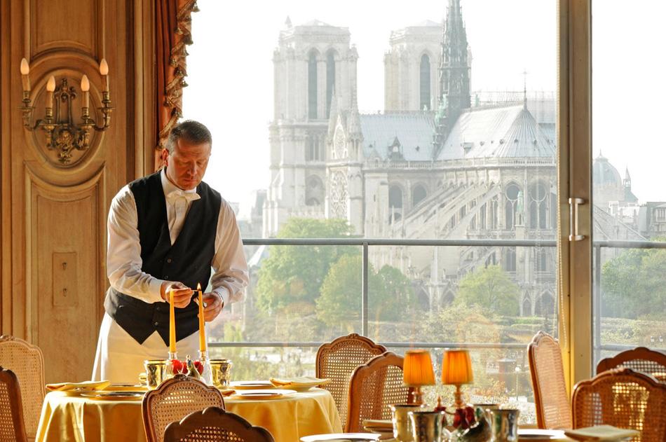 Tour Argent Parijs