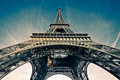parijsmijnstad - Eiffeltoren Parijs