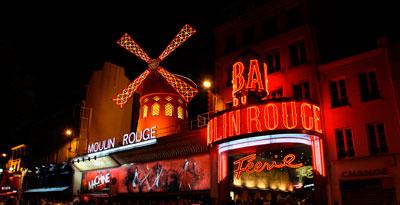 parijsmijnstad - Moulin Rouge Parijs
