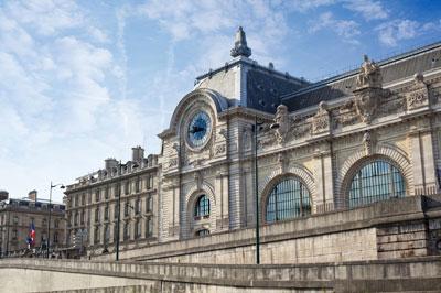 parijsmijnstad - Musée d'Orsay Parijs