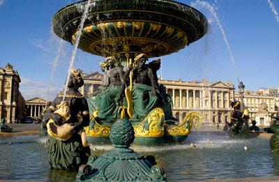 parijsmijnstad - Place de la Concorde Parijs