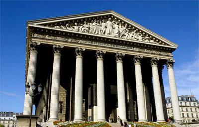 parijsmijnstad - Madeleine Parijs