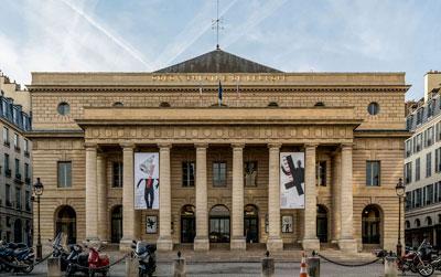 parijsmijnstad - theater Odeon Parijs