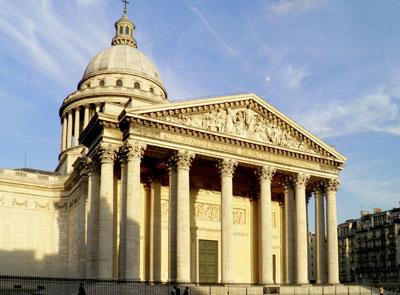 parijsmijnstad - Panthéon Parijs