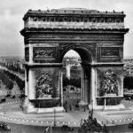 parijsmijnstad - Arc Triomphe - 1957