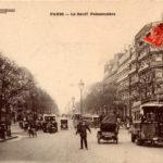 parijsmijnstad - Boulevard Piossonnière - ca. 1924