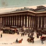 parijsmijnstad - Bourse - 1913