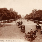 parijsmijnstad - Champs Elysées