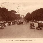 parijsmijnstad - Champs Elysées - 1923