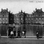parijsmijnstad - Palais Luxembourg - 1909