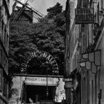 parijsmijnstad - Montmartre Moulin Galette - 1955